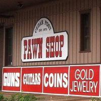 Cedar Post Pawn Shop logo