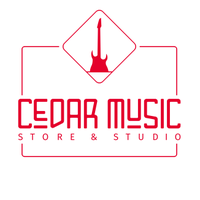Cedar Music Store & Studio logo