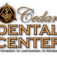 Cedar Dental Center logo