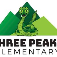 Three Peaks Elementary School logo