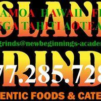 Island Grinds logo