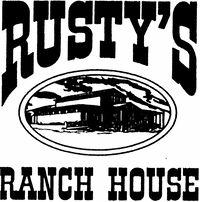 Rusty's Ranch House logo