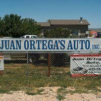 Juan Ortegas Auto Inc logo