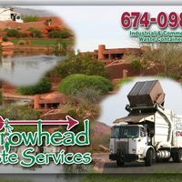 Arrowhead Waste Services logo