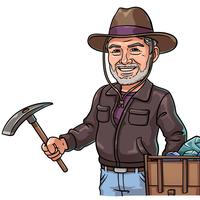 Zion Prospector logo