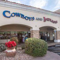 Cowboys & Indians logo