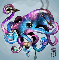Octopus Apothecary logo