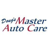 Doug's Master Auto Care logo