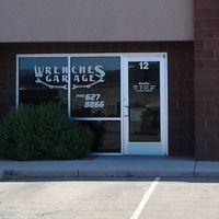 Wrenches Garage logo