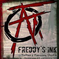 Freddy's Ink - Tattoo & Piercing Studio logo