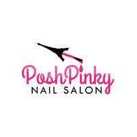 Posh Pinky Nail Salon logo