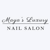 Maya's Luxury Nail Salon logo