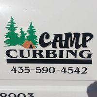Camp Curbing logo