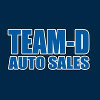 Team D Auto Sales logo
