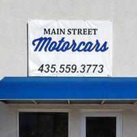 Main Street Motorcars logo