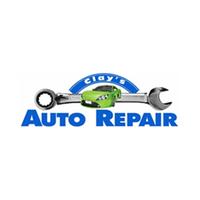 Clay's Auto Repair & Service logo