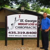 St George Weight Loss & Chiropractic logo
