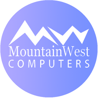 Mountain West Computers logo