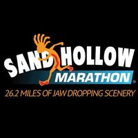 Sand Hollow Marathon logo