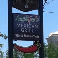 Angelica's Mexican Grill logo