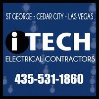 iTech Electric logo