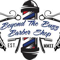 Beyond The Buzz Barbershop logo