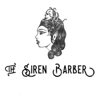 The Siren Barber logo