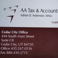 AA Tax & Accounting Services LLC logo