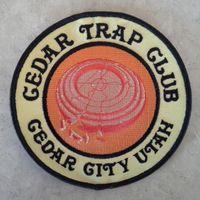 Cedar City Trap Club logo