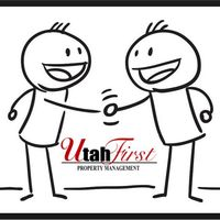 Utah First Property Management logo