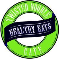 Twisted Noodle Cafe logo