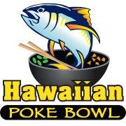 Hawaiian Poke Bowl logo