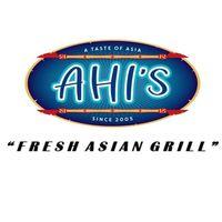 Ahi's Taste of Asia logo