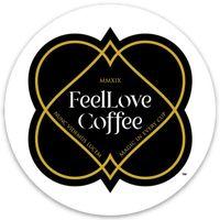 FeelLove Coffee logo