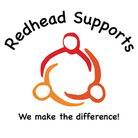 Redhead Supports logo