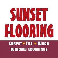 Sunset Flooring logo