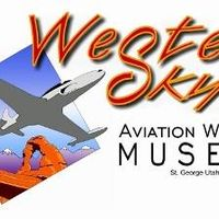 Western Sky Aviation Warbird Museum logo