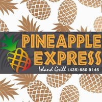 Pineapple Express Island Grill & Catering logo