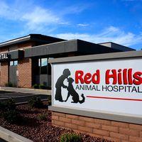 Red Hills Animal Hospital logo