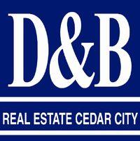 D&B Real Estate Cedar City logo