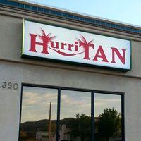 HurriTan logo