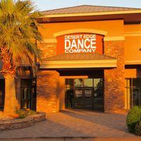 Desert Edge Dance Company logo