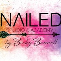 Nailed Studio & Academy logo