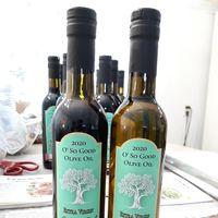 O' So Good Olive Oil logo