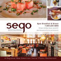 Sego Restaurant logo