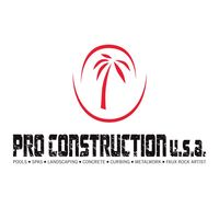 Pro Construction USA logo