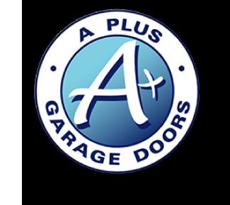 A Plus Garage Door Repair logo