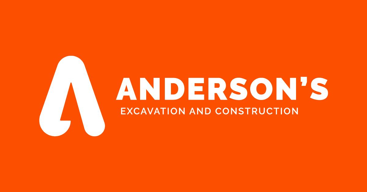 Andersons Excavation Inc logo