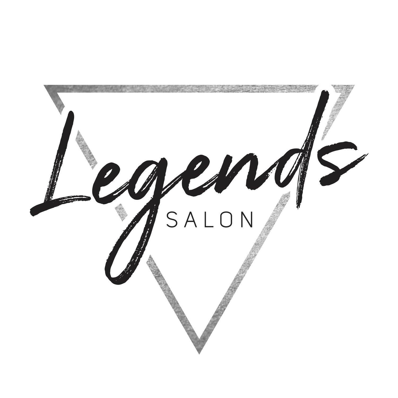 Legends Salon logo