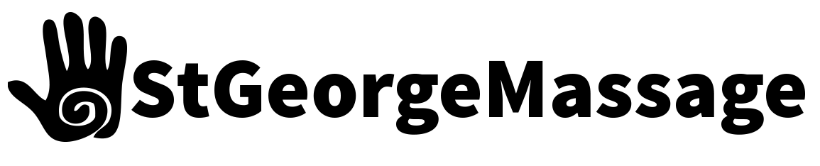 StGeorgeMassage logo
